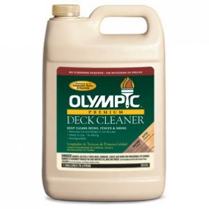 Olympic Premium Deck Cleaner - Wood Restoration - Phosphate Free