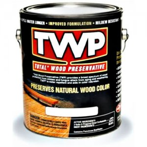 TWP® 100 Wood Preservative - Oil Stain - Semi Transparent Colors