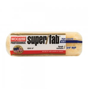 "Wooster SUPER/FAB® 9"" Roller Cover 3/4"" Nap - Case of 12"