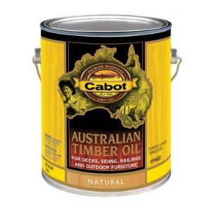 Cabot Australian Timber Oil - 3600 - Translucent Colors