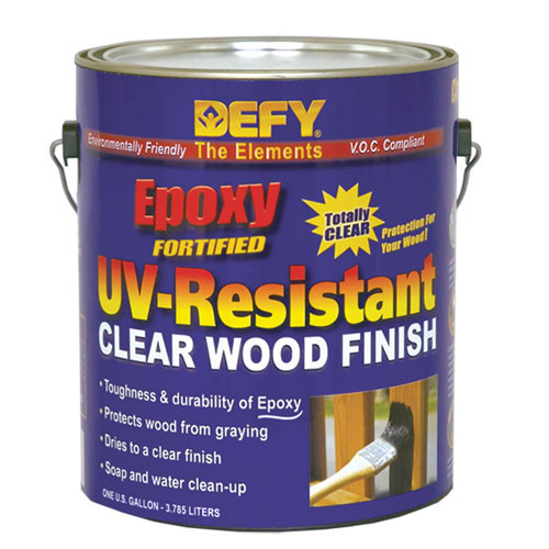 Water Resistant Epoxy : Defy norkans paint superstore wood stains paints and epoxy