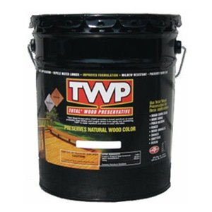 TWP® Wood Preservative Oil Stain - 100 - Semi Transparent Colors