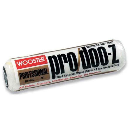 "Wooster PRO/DOO-Z® 9"" Roller Cover 3/16"" Nap (CASE ONLY)"